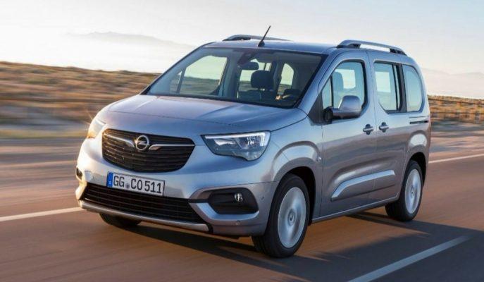 2018 Yeni Opel Combo Tüm Teknik Detay ve Özellikleriyle Tanıtıldı!