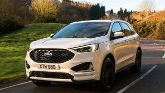 2019 Ford Edge Cenevre'ye Geliyor!