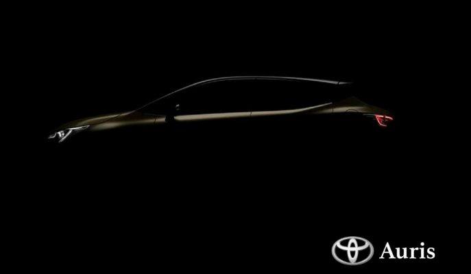 2019 Toyota Auris için Geri Sayım Başladı!