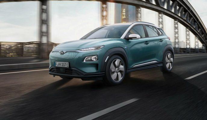 2019 Yeni Hyundai Kona Yüksek Menzilli EV Motoruyla Geldi!