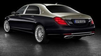 "2019 Yeni Mercedes Maybach S: ""Kafa Karıştıran Lükslük"""