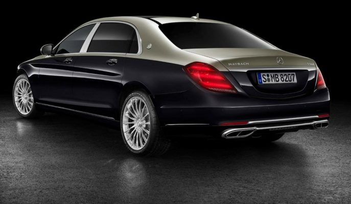 2019 Yeni Mercedes Maybach S: \