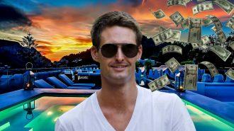 Genç Yaşında Milyarder Olan Snapchat Kurucusu Evan Spiegel'in Kıskandıran Hayatı!