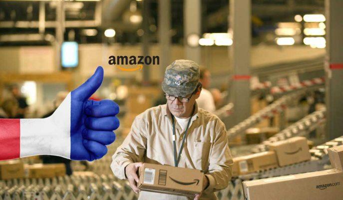 Amazon Fransa'da 2000 Kişiye İstihdam Yaratıyor: Hedefi 7500!