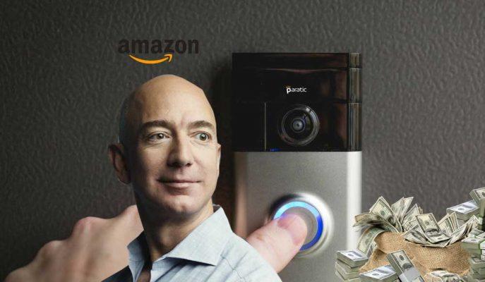 """Amazon Kendisini Nükleer Güce Benzeten """"Ring""""i Satın Aldı!"""