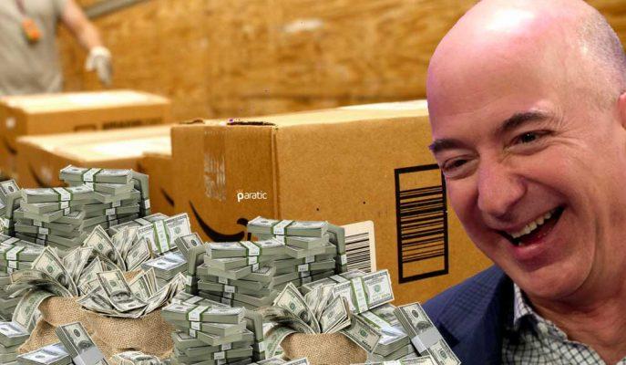 Amazon'un Kargo Hamlesinin Arkasında 21 Milyar Dolarlık Bir Neden Var!