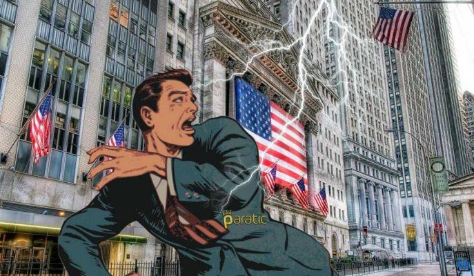Amerikan Borsaları Tepetaklak! Dow Jones'ta Kayıplar Yüzde 6'yı Buldu!