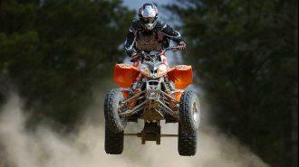 ATV Motor Sürücülerinin Yaşadığı 7 Gülünç Kaza