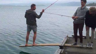 Balık Tutmak İsteyen İnsanların Başına Gelmiş 7 Komik Kaza