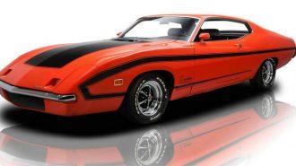 Dünyada 3 Örneği Olan 1970 Ford Torino King Cobra Akıl Almaz Bir Fiyatla Satışta!