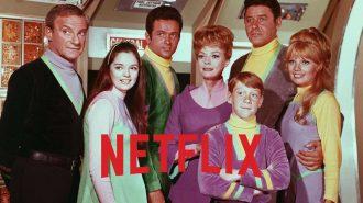 Bilim Kurgu Efsanesi Lost in Space Netflix'te Yeniden Hayat Buluyor!