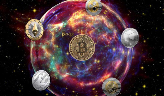 Birkaç Altcoin Dışında Kripto Para Piyasası Yükselmeye Başladı