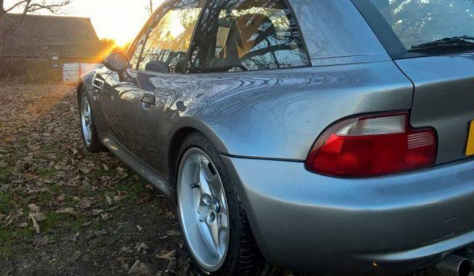 """BMW M5'in V8 Kalbini Alan """"Z3 M"""" Satılıyor!"""