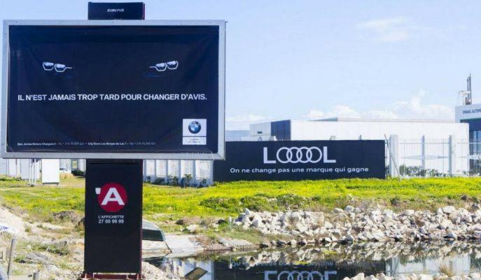 BMW ve Audi Arasındaki Göndermeli Reklam Savaşları Devam Ediyor!