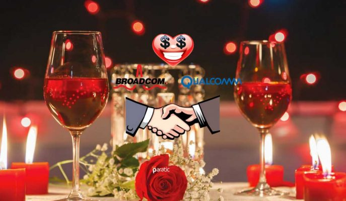Broadcom Qualcomm'u Sevgililer Günü'nde İkna Etmeye Çalışacak!