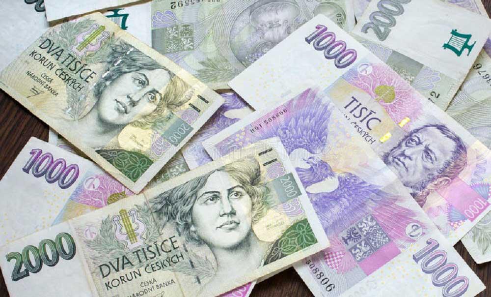 Çek Korunası Euro Karşısında Değer Kazanmaya Başladı