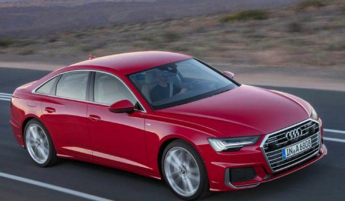 """Cenevre Fuarı Öncesinde """"Yeni Nesil Audi A6″nın Görselleri Geldi!"""