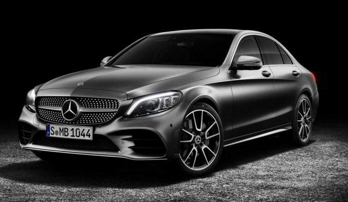 2019 Yeni Mercedes C Serisinin Makyajlı Yapısı Gösterildi!