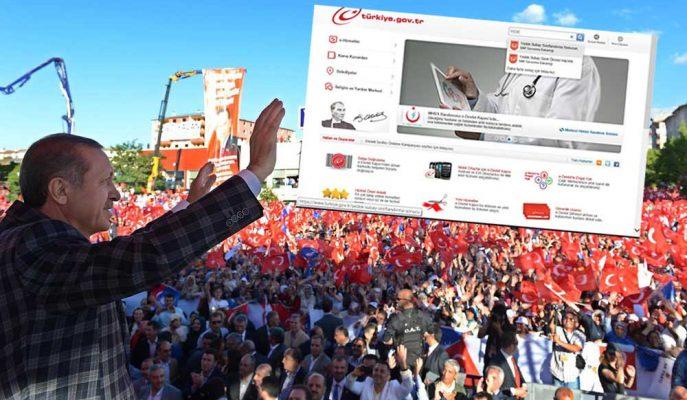 Cumhurbaşkanı Erdoğan 'Hazır Olsunlar' Dedi: E-Devlet'te Sefer Görev Emri Sistemi Kilitlendi!