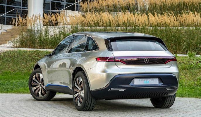 Daimler ve BAIC Çin'de EQ EV Modeller Üzerine Yeni Tesis İşine Giriyor
