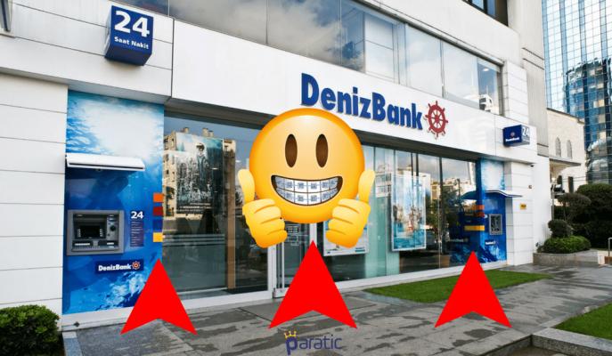 Denizbank'ın Net Karı %36 Artışla 2 Milyar Liraya Yaklaştı
