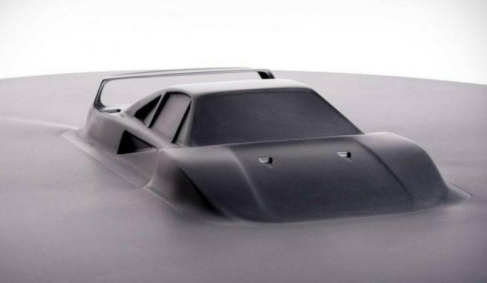 """Discommon """"Ferrari F40″ı Evinize Pahalı Bir Sehpa Olarak Getiriyor!"""
