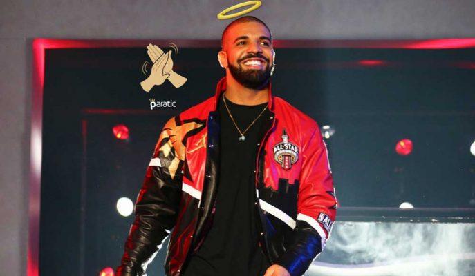 Drake Klip Çekimi için Gittiği Okullarda Bağış Üstüne Bağış Yaptı!