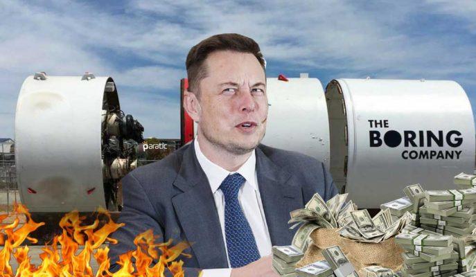 """Elon Musk 100 Saatte """"10 Milyon $'lık"""" Alev Silahı Sattı!"""