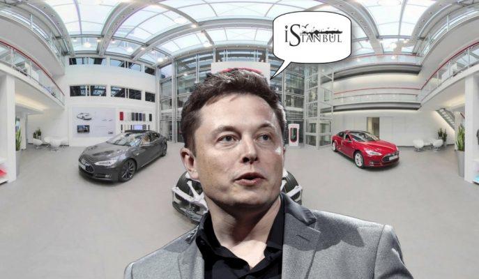 """Elon Musk Çılgınlığı Türkiye'ye """"Tesla Showroom"""" Olarak Geliyor!"""