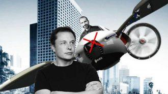Elon Musk ile Uber CEO'su Arasında Tartışma: Uçan Araba mı Tünel mi?