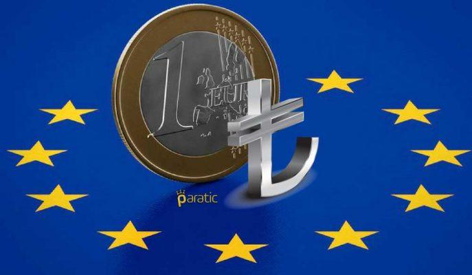 Rekorunu 4,7354'e Taşıyan Euro Yılbaşından Bu Yana %3,50 Kazandırdı