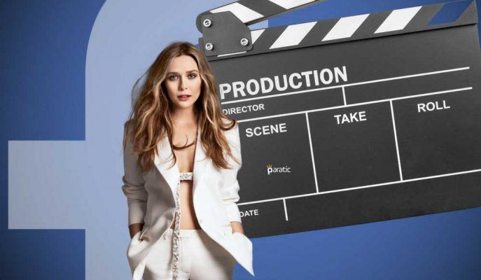 Facebook Elizabeth Olsen Başrollü Yeni Orijinal İçeriği için Onay Verdi!