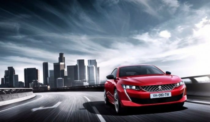 """Göz Doldurucu Yapısıyla Karşınızda Yeni Nesil """"Peugeot 508"""""""
