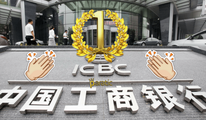 Çinli ICBC Dünyanın En Değerli Banka Markası Oldu!