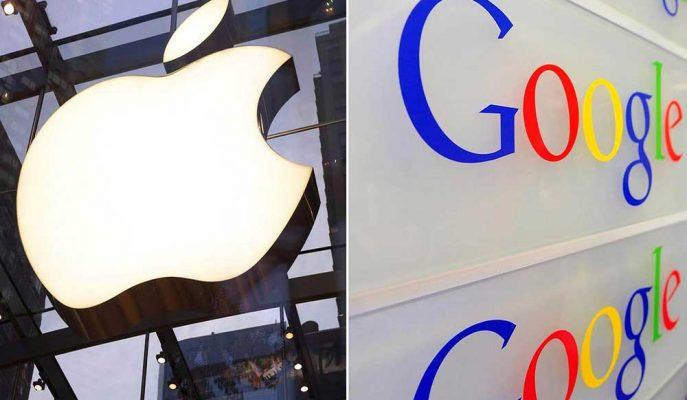 Dev Rakipler Apple ve Google'ı iCloud Birbirine Bağladı!