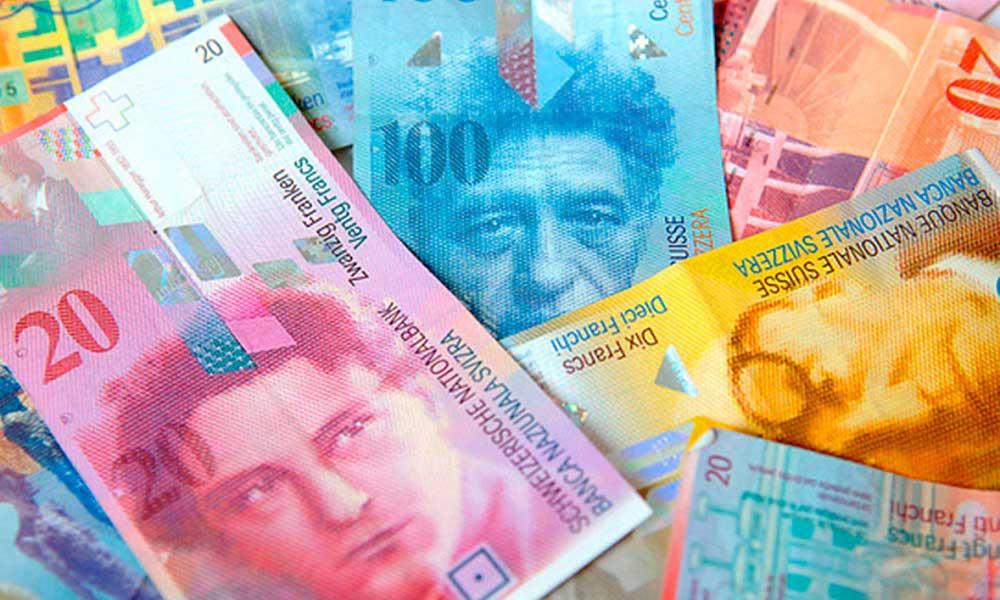 Ülkede İkinci Güvenilir Para İsviçre Frangı