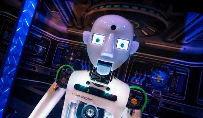 İnsansı Robot Fabrikasında Çalışacak İnsan Yok!