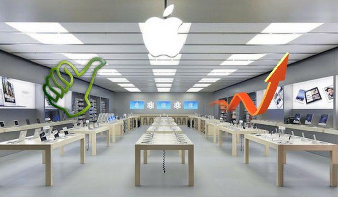 iPhone Satışları Düştü ama Apple Rekor Kar Elde Etti!