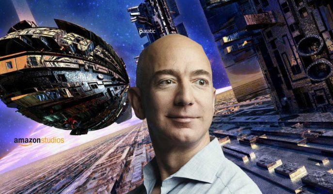 Jeff Bezos Severek Okuduğu Iain Banks'ın The Culture Serisini Televizyona Uyarlıyor!