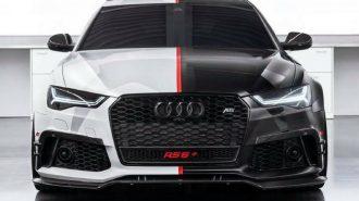 """Kayakçı Jon Olsson """"Çift Karakterli"""" Yeni ABT Audi RS6'sını Tanıttı!"""