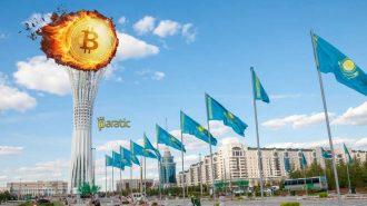Kazakistan'da Gizlice Kripto Madenciliği Yapan Maliye Bakanlığı Çalışanları Yakalandı