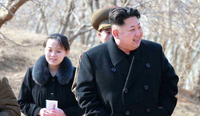 Kim Jong-Un'un Kız Kardeşi Güney Kore Yolcusu: Buzlar Eriyor mu?