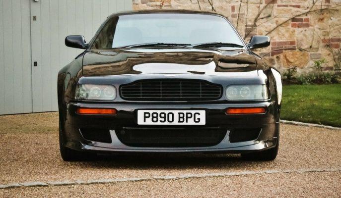 Görebileceğiniz En Temiz 1997 Model Klasik Aston Martin Vantage Satışta!