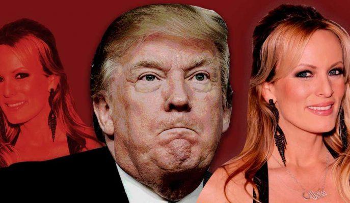 Konuşmakta Özgürüm Diyen Stormy Daniels, Trump'la Yaşadıklarını Anlatacak!