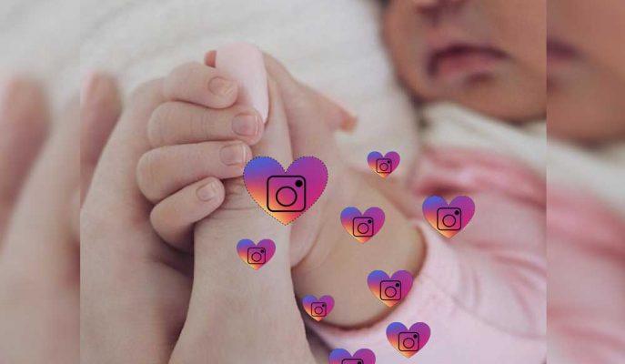Kylie Jenner'in Bebeği Beyonce'yi Geçerek Instagram Rekoru Kırdı!