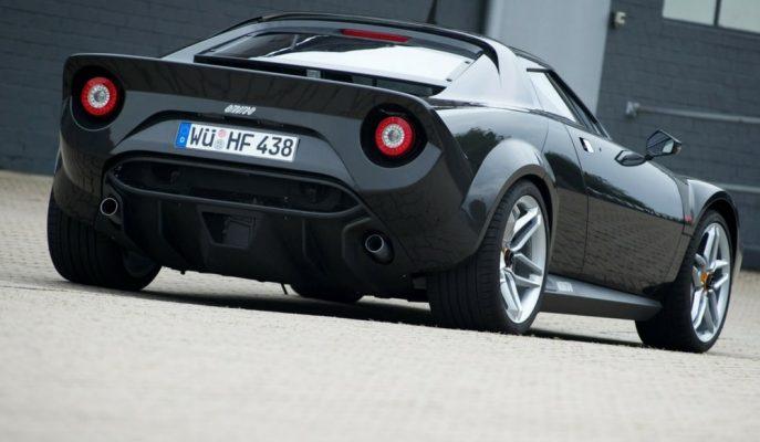 Lancia'nın Yıllara Meydan Okuyan Stratos'u Yeniden Canlandırılıyor!