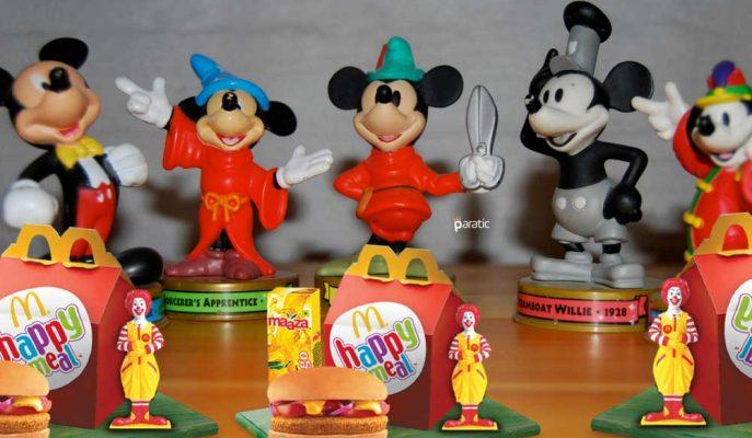McDonald's ile Disney Yıllar Sonra Yeniden Bir Araya Geldi!
