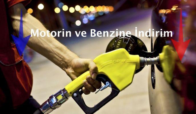 Motorin ve Benzine Büyük İndirim Haberi PÜİS'ten Geldi!