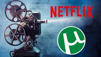 Dizi – Film İzlemek için Sıklıkla Tercih Edilen Netflix ile Torrent'in Önemli Farkları