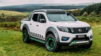 "Nissan'dan Ford Ranger Raptor'a Kök Söktürecek ""Navara"""